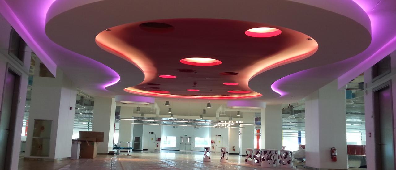 Aspire Logistics & Fitness Centre @ Aspire Zone Doha