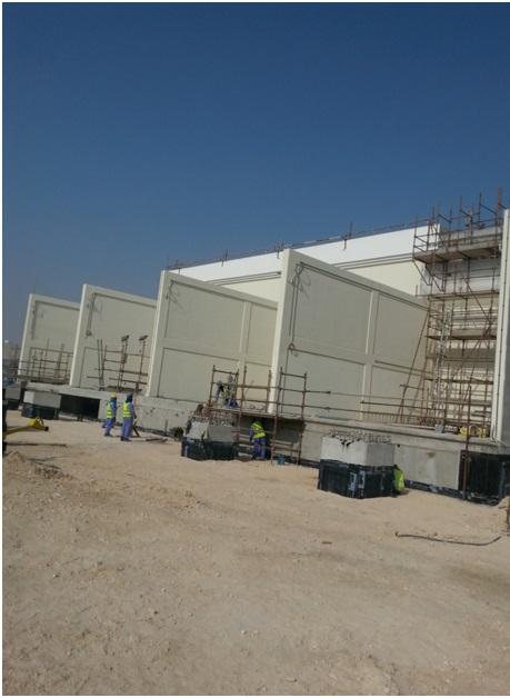 66/11 KV NORTH GATE SUBSTATION @ Kartiyath, Doha